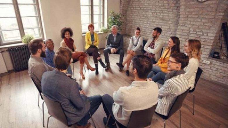 روان درمان گروهی