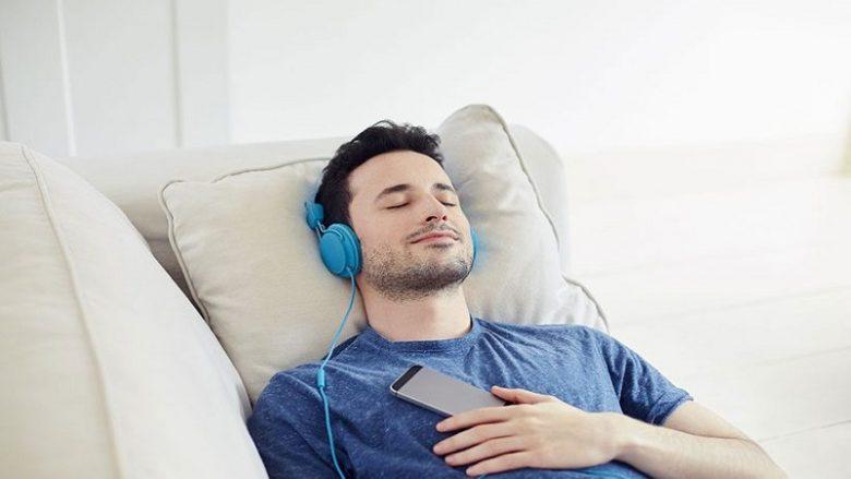 موسیقی میتواند کمک کند بهتر بخوابید